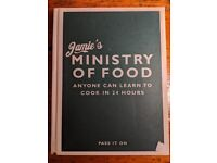 Cooking Book: Jamie's Ministry of Food Cooking Book