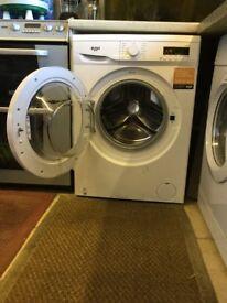 Bush washing machine WMNS714W 7kg capacity, 1400 spin.