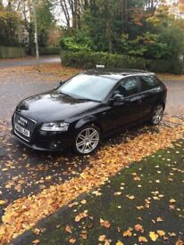 AUDI A3 S LINE 158 TFSI LONG MOT FACELIFT MODEL may swap