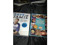 Jamie Oliver cook book