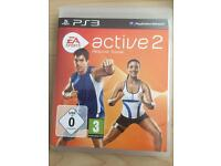 Active 2 personal trainer for PS3