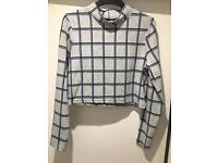 Topshop crop Jumper 14