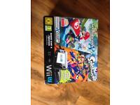Wii U Premium Pack 32gb Console with 5 Games