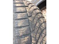 Free 2x 175/65/R14 Hankook All season tyres