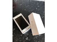 Unlocked iPhone 6 Plus gold really good condition