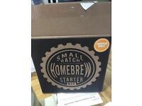 Small batch home brew starter kit (ale)