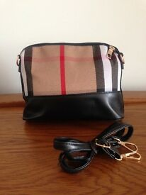 Burberry Colour small bag with a shoulder strap for sale