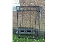 Galvanised gates for sale
