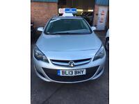 2013/13 Reg Vauxhall Astra 1.7 CDTI Tech-Line Fully Loaded Car 3 Month Warranty £5399