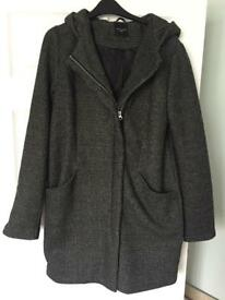 New Look tall coat size 14