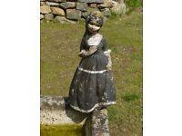 Princess Belle Beauty & The Beast Garden Ornament - Garden Statue