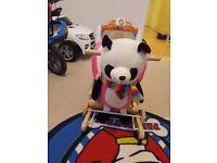 panda child rocker