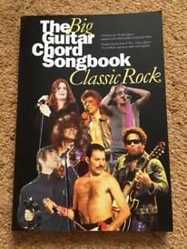 Classic Rock guitar songbook.