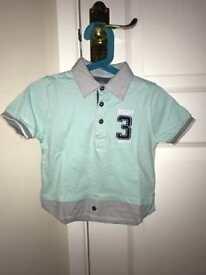 Boys Timberland t-shirt (2yrs)