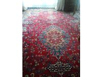 very large, magnificent persian rug. 5040mm x 3040