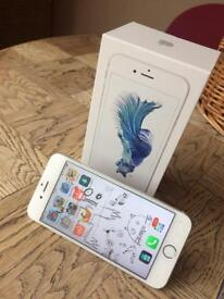 iPhone 6s, 128GB, unlocked and boxed