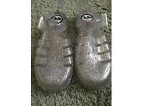 Jelly shoes size 1