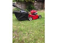 Honda harry petrol lawnmower