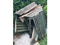 Free wood collection