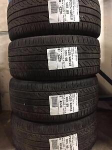 225/45/18 Pirelli PZero Nero All Season