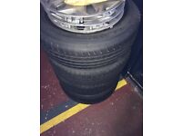 Ford Connect Wheels, Tyres & Trims Brand New