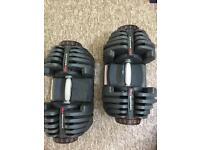 Bowflex 1090 / 4-41 Kg / Adjustable Dumbbells