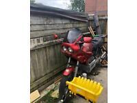 Bmw k100 motorbike