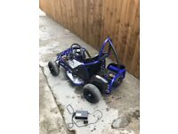 Mad max electric go kart