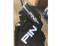 Ping pro golf fitter tour bag