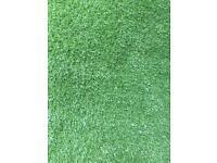 Artificial grass lawn tile 1m x1m