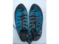Boreal Climbing Shoes size 8.5