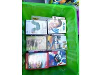 Job lot of DVDs for all ages