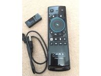 Mele F10-PRO Gyromouse Keyboard 2 in 1 Intelligent Voice with IR Remote Control