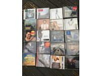 C d music job lot