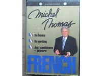 Michel Thomas - French Audio Course on CD