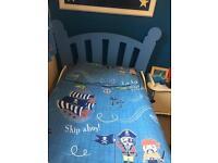 Boys Pirate Bedroom Set