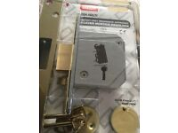 UNION 5 Lever Mortice Deadlock Insurance approved