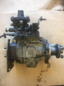 Smiley transit injection pump