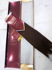 Velvet Hair Extensions