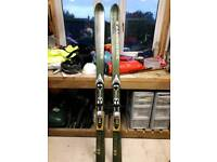 Salomon AK rocket big mountain Skis