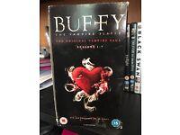 Buffy complete box set