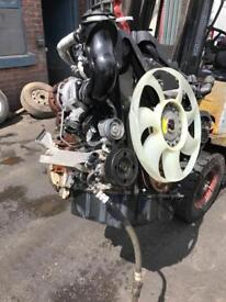 Ford transit 2.2 rwd Euro 5 Complete engine good working condition