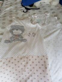 2 x 12-18 months sleeping bags