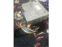 Kenwood Car radio for sale - used once