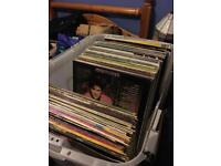 Vinyl records for sale right back to the 60s to 70s 80s 90s