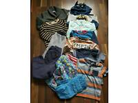 BUNDLE OF BOYS CLOTHES AGE 3-4 YRS