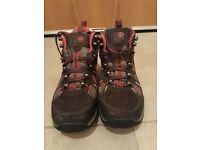 Kids Karrimor walking boots UK size 4