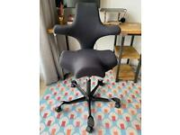 Hag Capisco chair with saddle seat