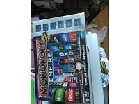 Brand new monopoly empire