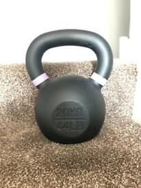 Brand new 20kg kettlebell